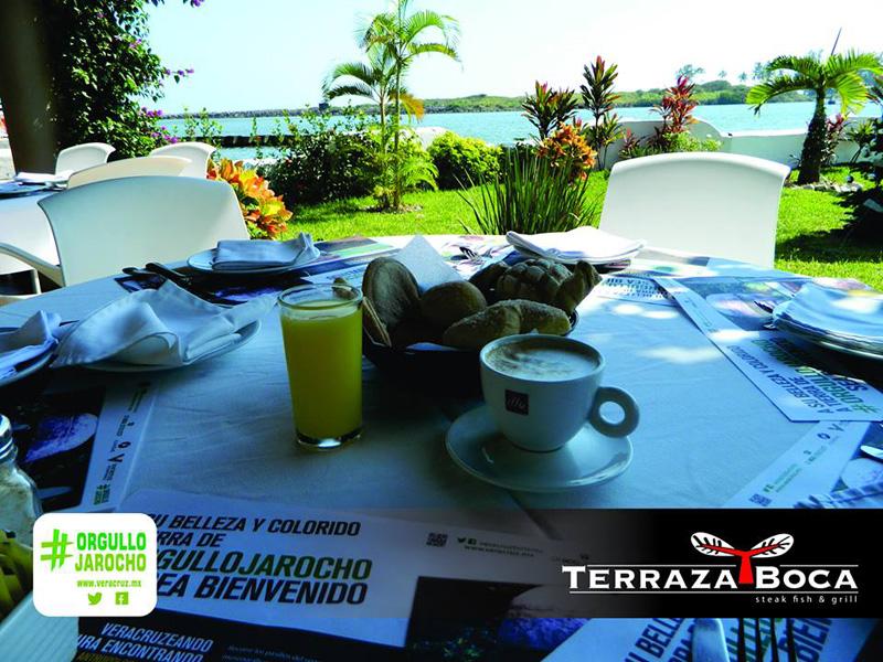 Terraza Boca A La Carta Guía De Restaurantes En Xalapa Y